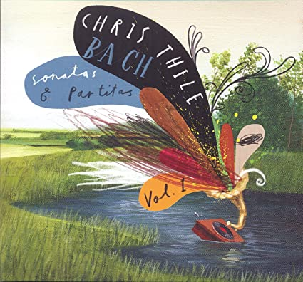 This Round's Pick: Chris Thile Bach Solo