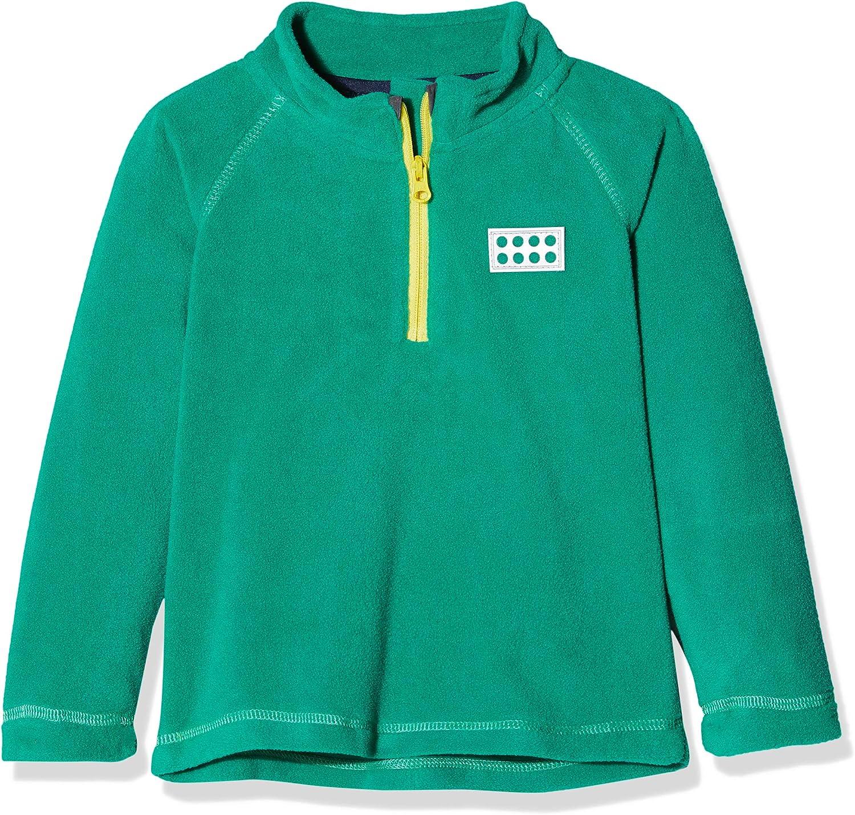 , Dark Green 875 Lego Wear Baby-Unisex DUPLO LWSIRIUS 701-FLEECE Pullover Gr/ün Herstellergr/ö/ße:80