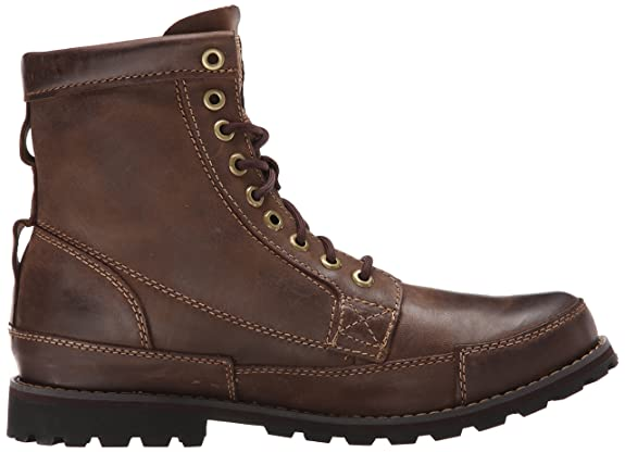 Timberland Earthkeeper Original - Botines para Hombre, Color Brown (Dark Brown Burnished Oiled Nubuck), Talla 42: Amazon.es: Zapatos y complementos