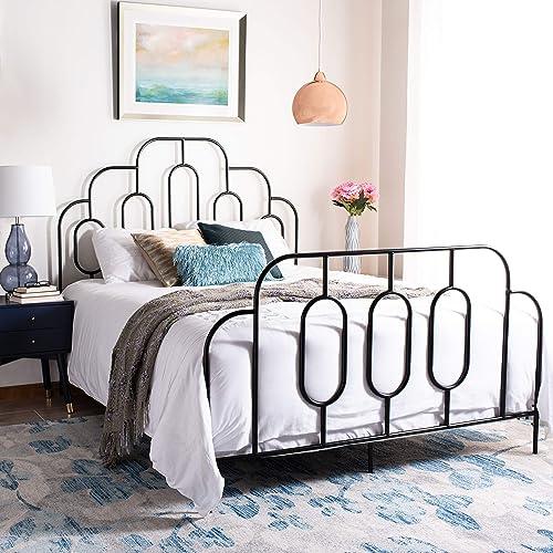 Safavieh Home Paloma Retro Black Bed