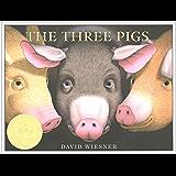 The Three Pigs (Caldecott Honor Book)