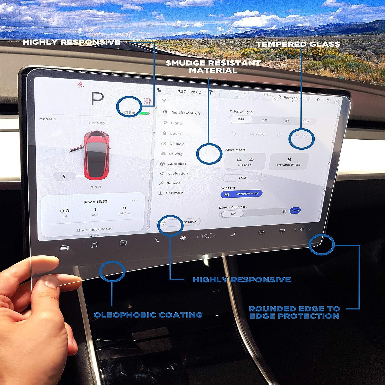Amazon.com: Tesla - Alfombrillas de goma para todo tipo de ...