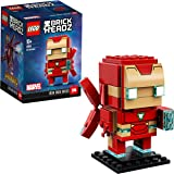 LEGO UK - 41604 BrickHeadz Iron Man MK Construction Character