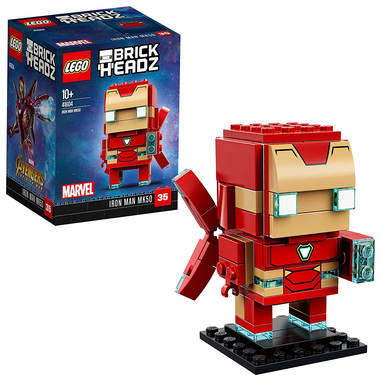 LEGO Brickheadz Set Costruzioni, 41604