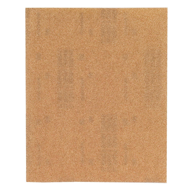 Sanding Sheet, 11x9 In, 60 G, Garnet, PK50
