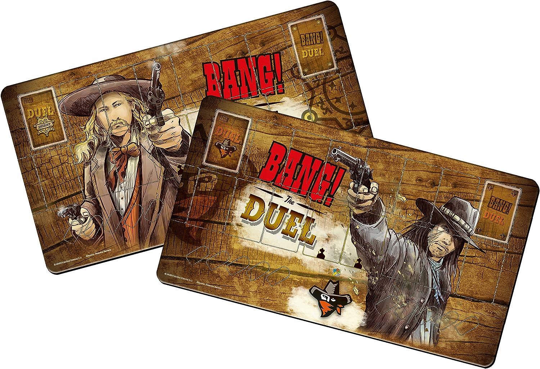 DV Giochi - Alfombrilla de Juegos y Accesorios Bang, DVG9114: Amazon.es: Juguetes y juegos