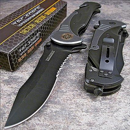 Big ass folding knife