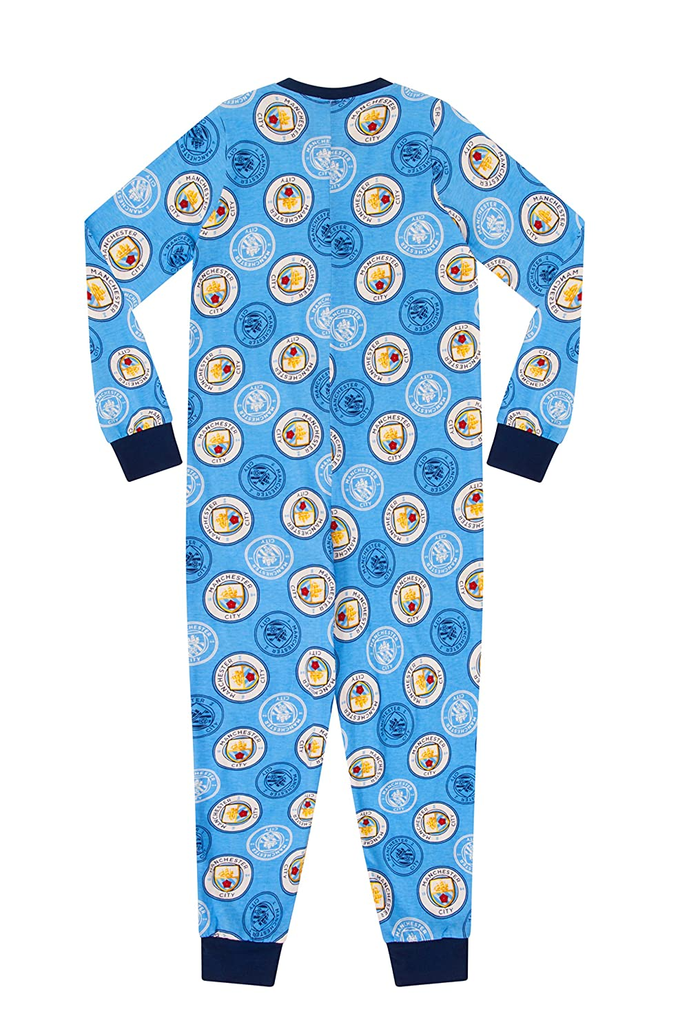 2597782c0 Manchester City Onesie 7 to 13 Years Man City Sleepsuit All in one ...
