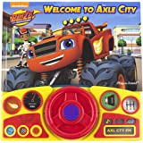 Blaze and the Monster Machines Welcome To Axle City (Steering Wheel)