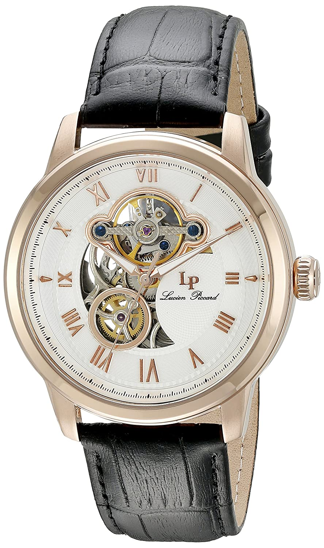 Lucien Piccard Herren-Armbanduhr LP-12524-RG-02