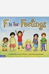 F Is for Feelings Paperback