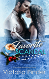 Favorite Coffee, Favorite Scandal (The Marshall Family Saga Book 4)