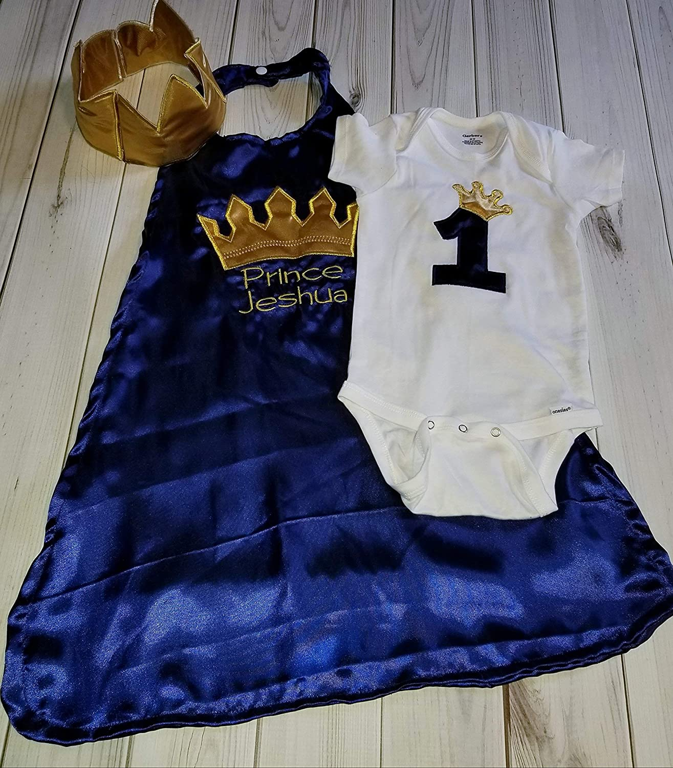 Handmade.Photo Prop Grey And blue Baby Boys 1st Birthday Cake Smash Outfit