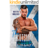 The Scotsman (Men of the World Book 5) book cover