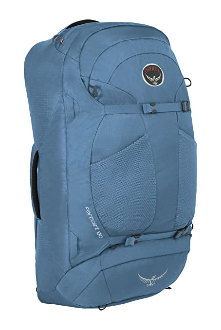 Amazon.com  Osprey Packs Farpoint 80 Travel Backpack  Sports   Outdoors 59e437ca92
