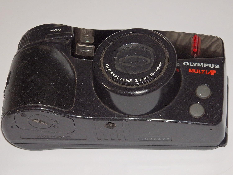 Camera Olympus Super Zoom 110 inclusive Objetivo Olympus Lens Zoom ...