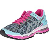 asics womens gel-kayano 18 running shoe size 9