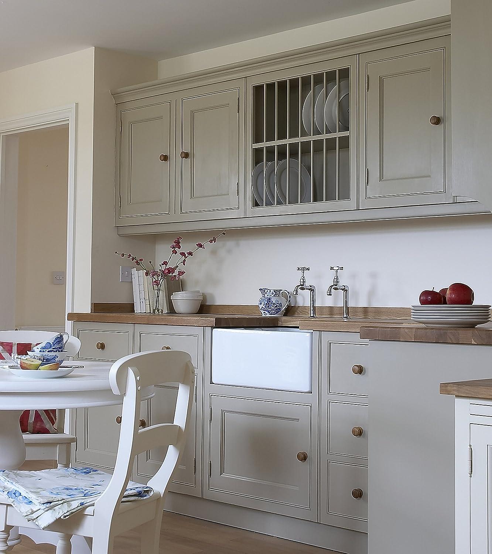 Amazon.de: Küche Einheiten Küche Unterschrank 680 mm Single Belfast ...