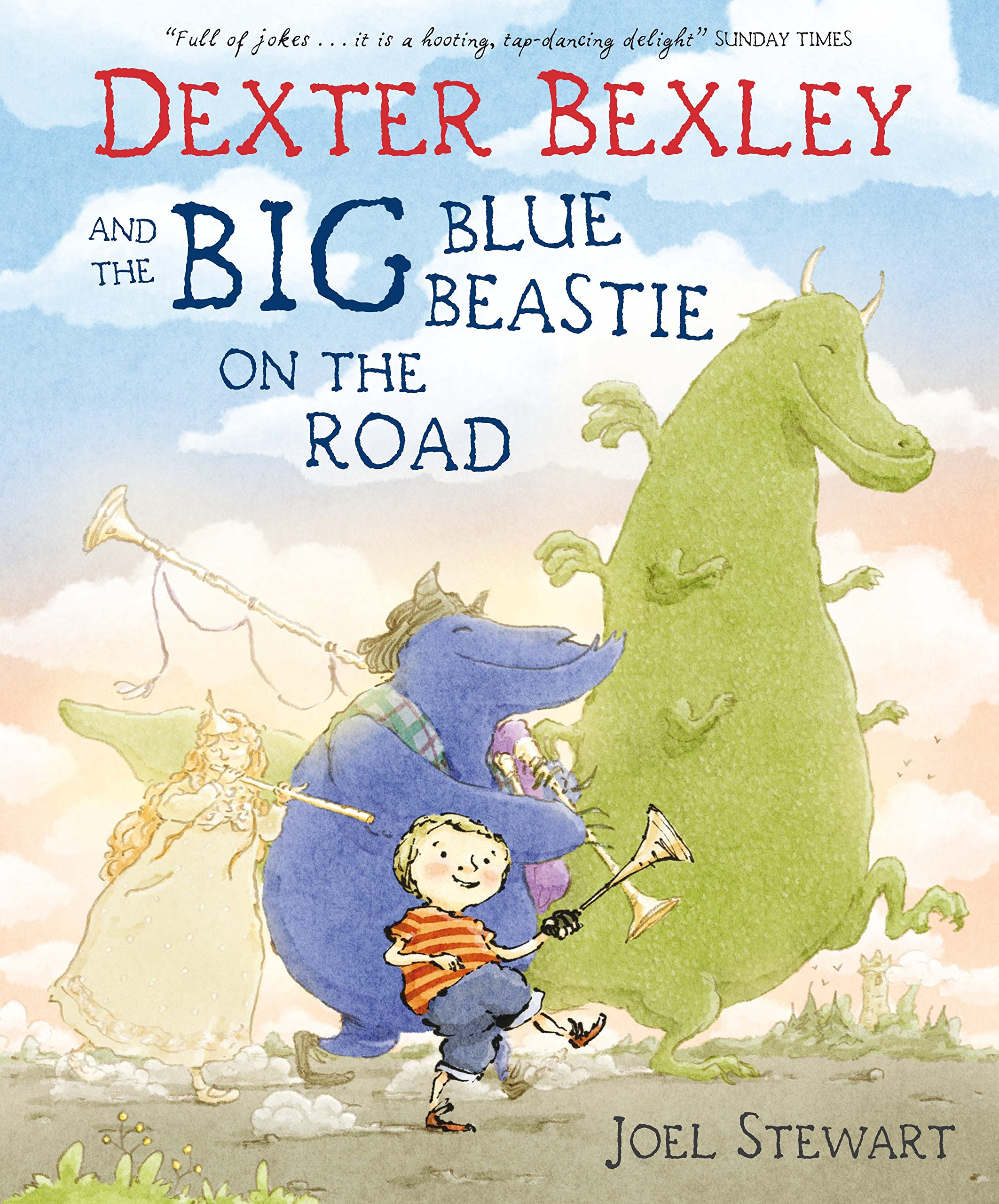 Download Dexter Bexley and the Big Blue Beastie on the Road PDF ePub book