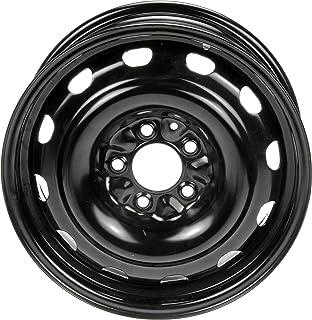 amazon dorman 939 101 black steel road wheel 17x7 5x110mm with Cobalt Wheels dorman 939 107 steel wheel 16x6 5 5x115mm