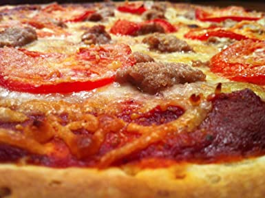 gebardi Chicago Pizza crust Mix – sin gluten: Amazon.com ...