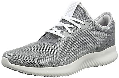 best website b48ac 79ba8 adidas Alphabounce LUX, Chaussures de Running Entrainement Femme, Gris  ThreeGrey Two
