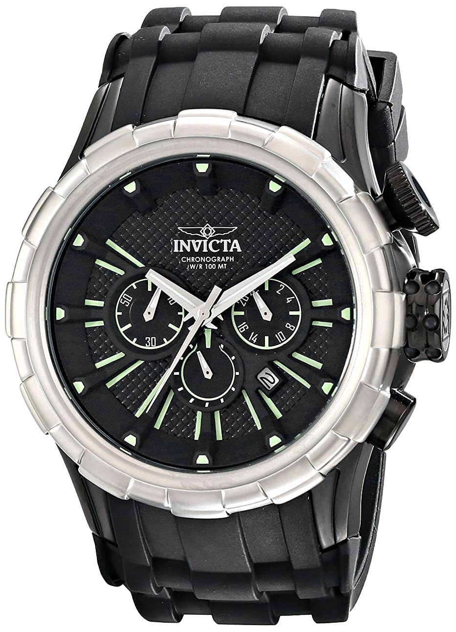 Invicta I-Force Analog Black Dial Men's Watch - 16975 Men at amazon