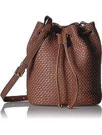 Cole Haan Bethany Woven Bucket Bag