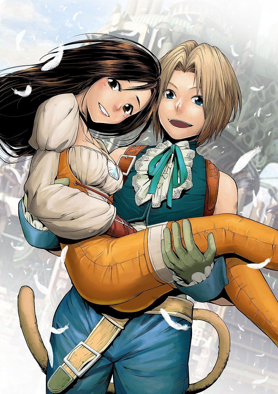 "Anime Wall Calendar 2021 (12 Pages 8""x11"") Final Fantasy Anime Manga Calendar 02 PXLV8035"