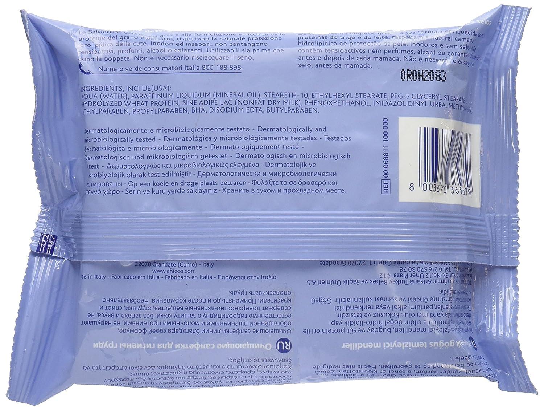 Chicco - Toallitas limpiadoras para la higiene del pecho (paquete de 20 toallitas): Amazon.es: Salud y cuidado personal
