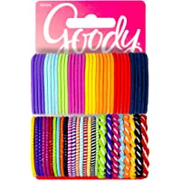 Deals on Goody Girls Ouchless Hair Elastics Perfect 60 Pieces
