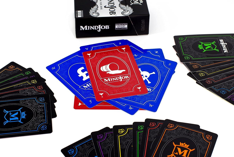 Un jeu de soci/ét/é pour adultes. MINDJOB Version britannique
