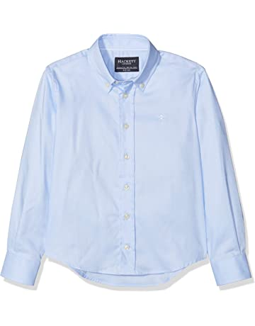 Hackett London Plain Oxford Shirt 58de83e7ccdf9