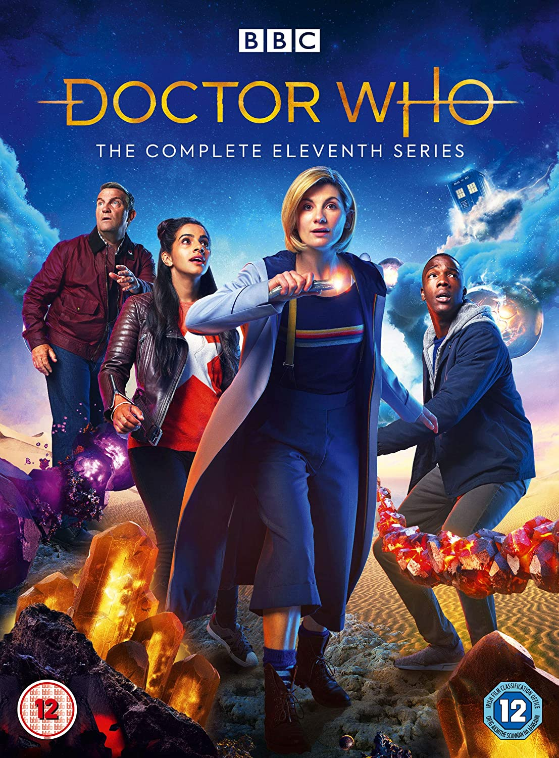 Dr. Who - Whittaker DVD
