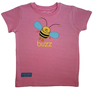 Buzz T-Shirt - Rosy Pink (Size 3T) Juno Baby TBP3T5271