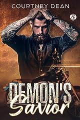 Demon's Savior: A Bad Boy Biker Romance (Demons United MC Romance Book 1) Kindle Edition
