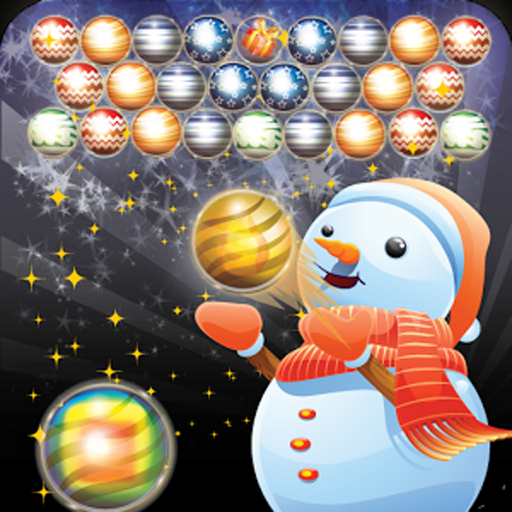 Deluxe Bubble (Christmas Snow Bubble Shooter)