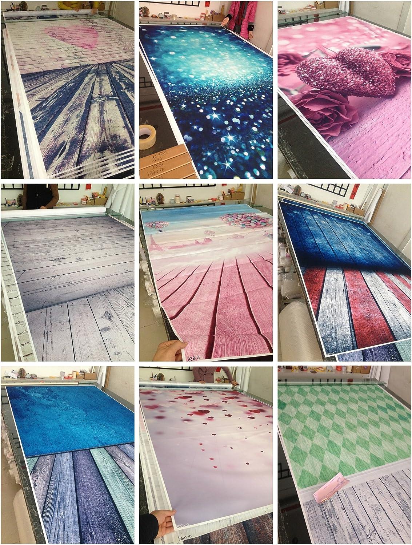 150x250cm Indoor Studio Newborn Baby US Flag Photography Backdrop Background FD-088 FiVan 5x8ft