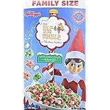 Kellogg's The Elf On The Shelf Breakfast Cereal (24.4 Oz., 2 pk.), 24.4 Ounces