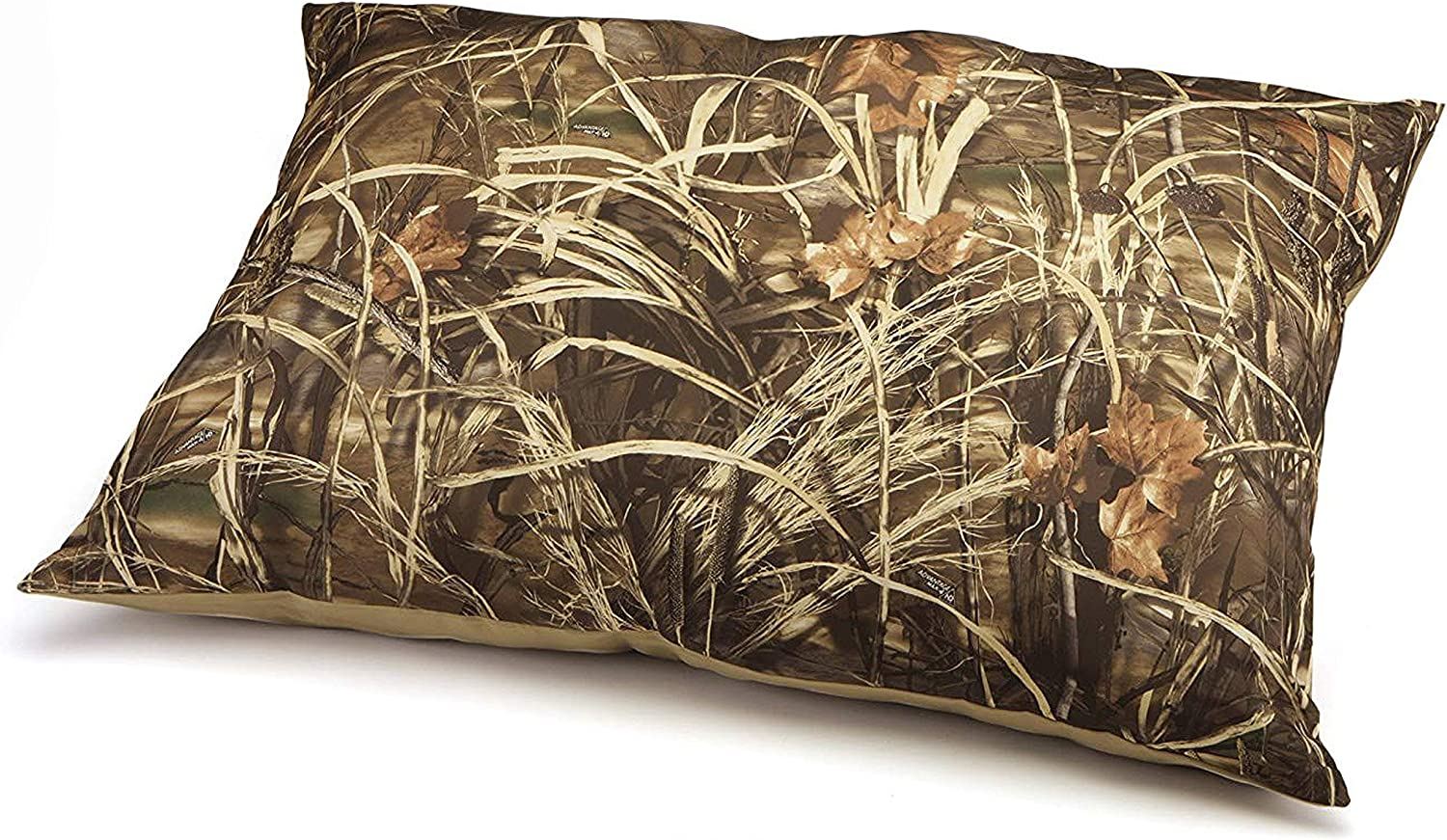 Dallas Manufacturing Co. Weatherproof Camoflauge and Khaki Pet Bed