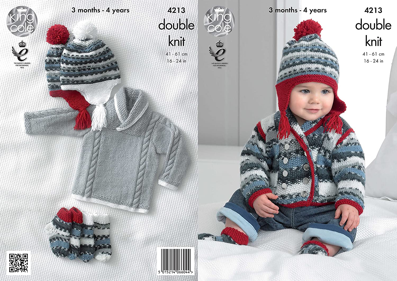 205ac1006a1 Knitting pattern  How to make a bobble hat - Mollie Makes