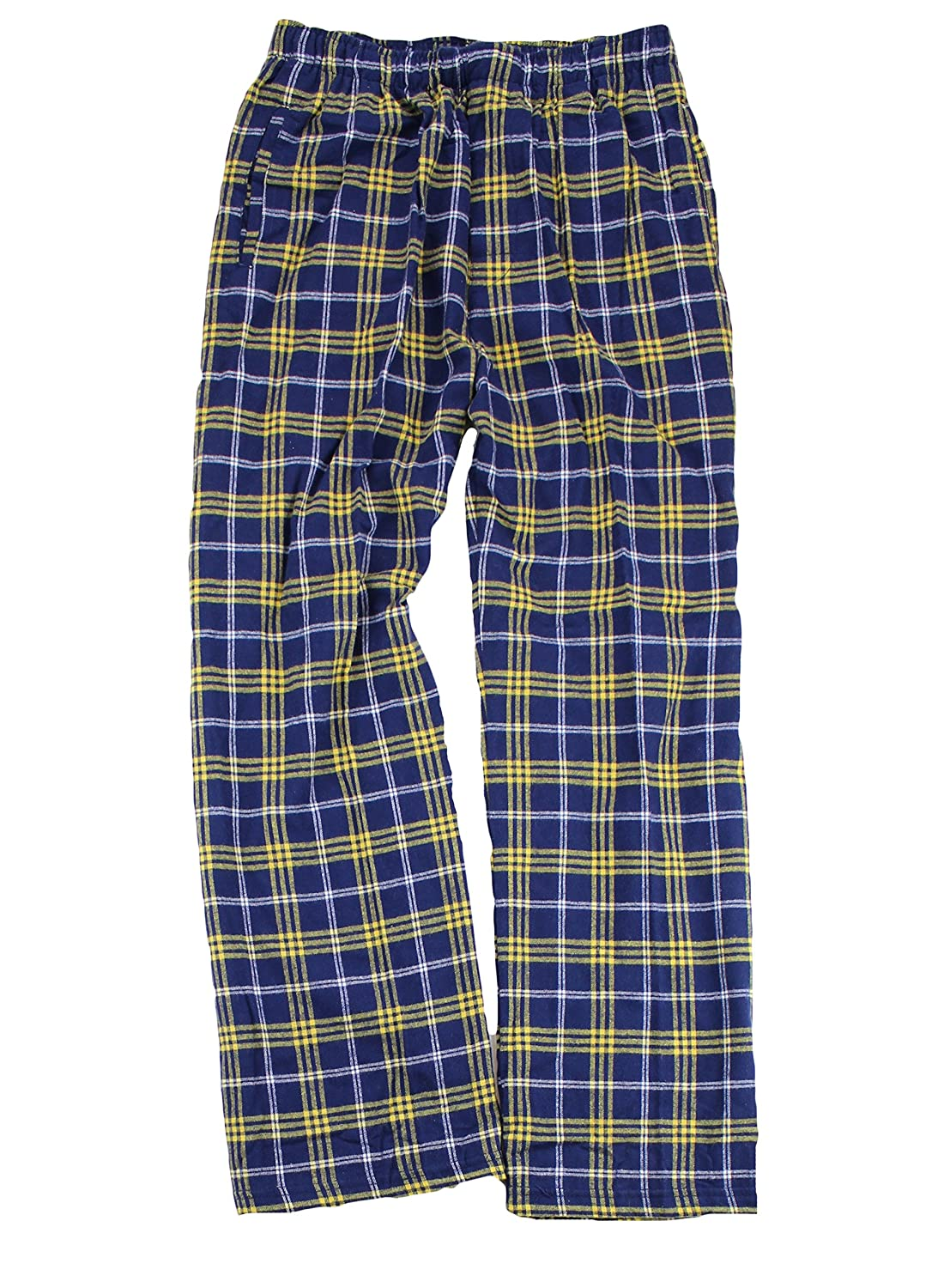 Boxercraft Flannel Pant, Hometown Clothing S-Navy//Gold
