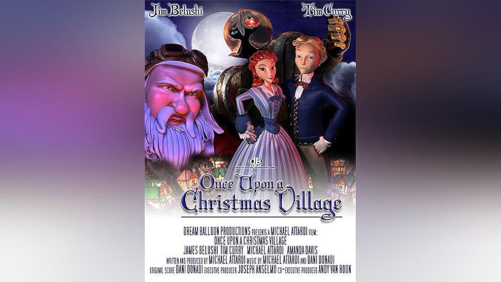 Once Upon A Christmas Village [OV]