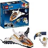 LEGO City Satellite Service Mission 60224 Building Kit