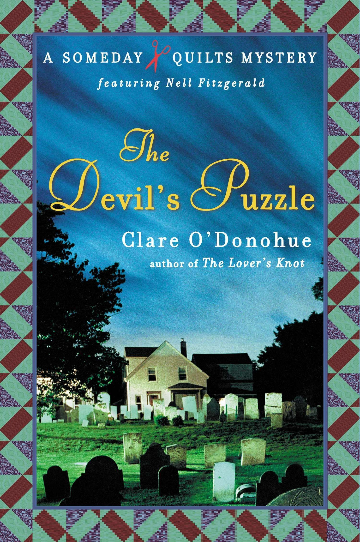 Amazon.com: The Devil\'s Puzzle: A Someday Quilts Mystery ...