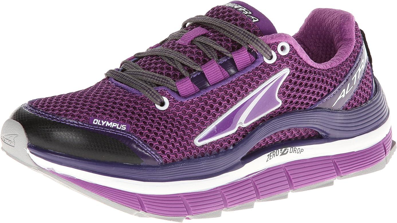 Altra Olympus Zero Drop Trail - Zapatillas de running para mujer, color negro y verde, color Multicolor, talla 43 EU: Amazon.es: Zapatos y complementos