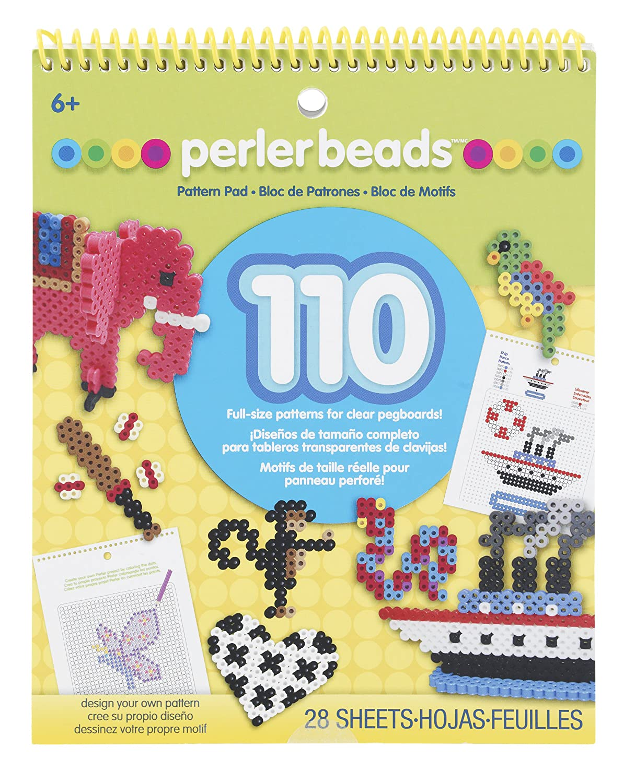 Amazon.com: Perler Pattern Pad-: Arts, Crafts & Sewing