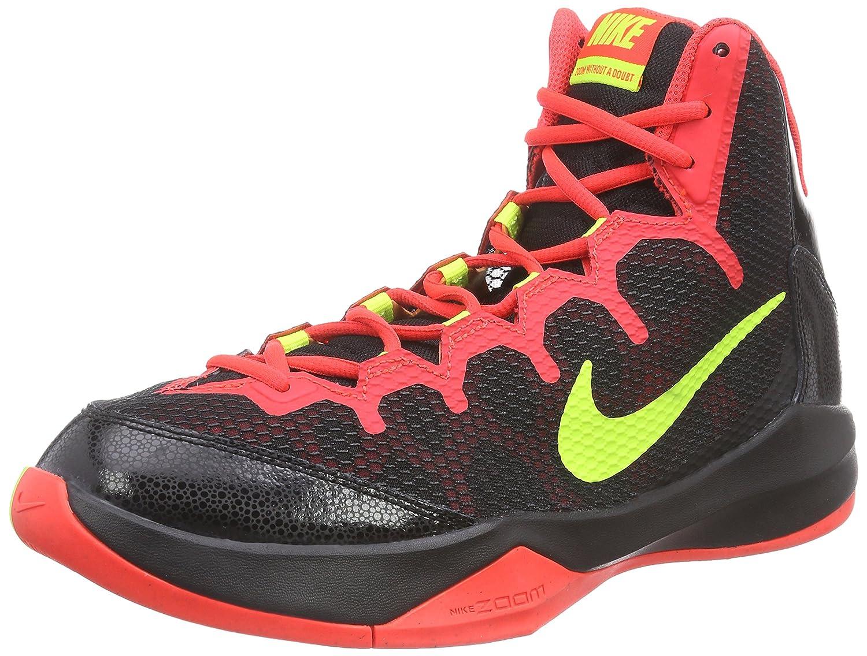 Amazon.com: Nike Men\u0027s Zoom Without A Doubt Basketball Shoe: Nike: Shoes