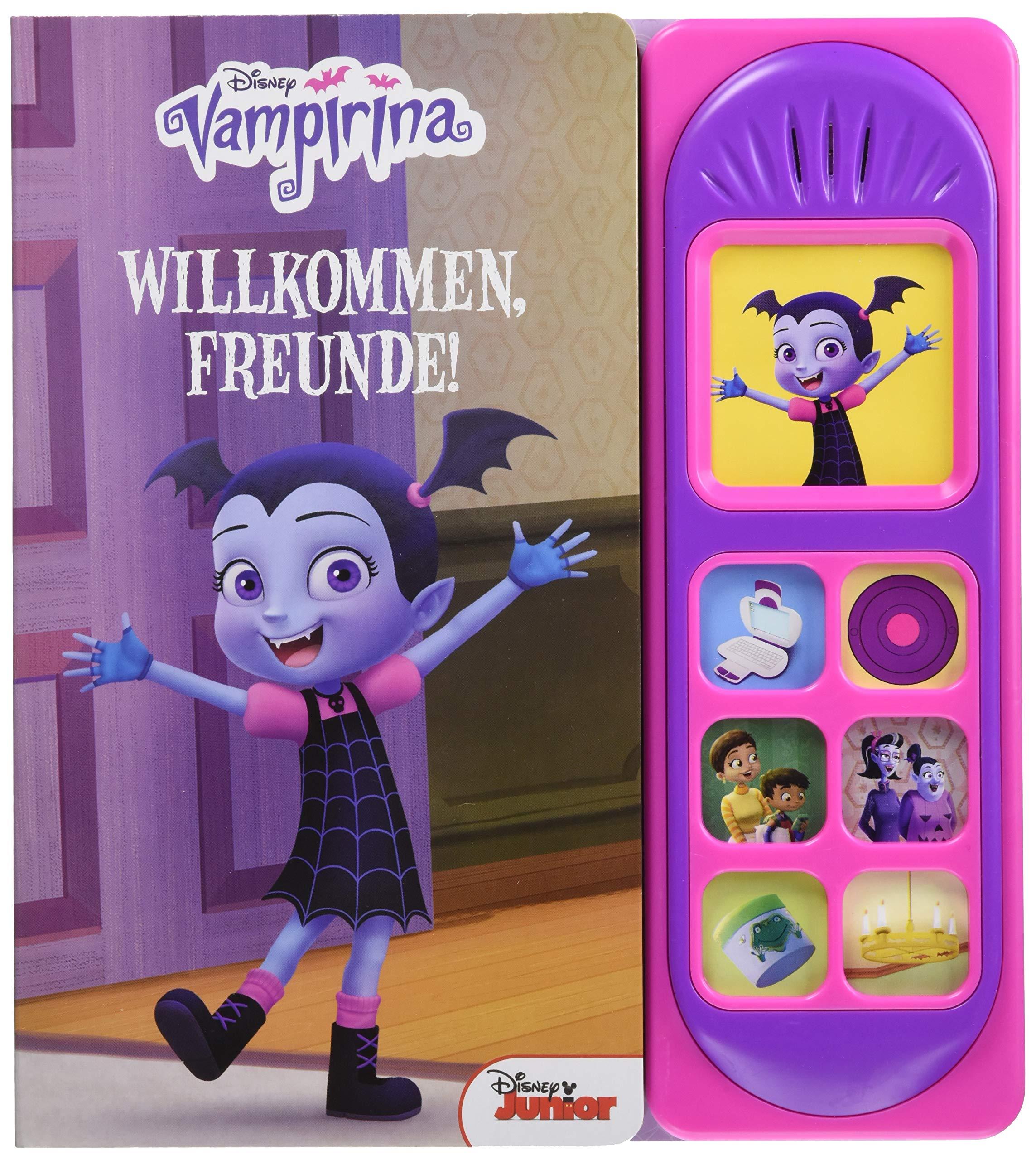 Vampirina- Disney - Willkommen Freunde -Soundbuch ...