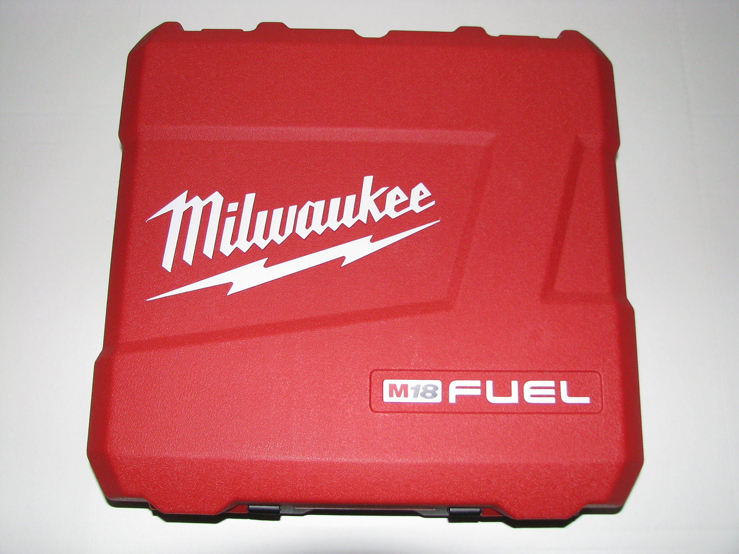 Milwaukee Heavy Duty Tool Case: Fits 2704-22; 2703-22; 2704-20; 2703-20 M18 Fuel Cordless Drill(Tool Case Only)